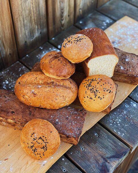 Bezrauga maize (vesela)