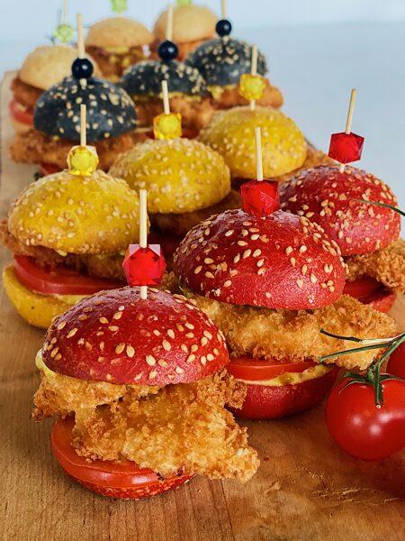 Ballīšu burgeru plate /20gb/