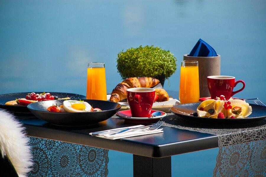 Ezerprieks  (jūras velšu brokastu plate)