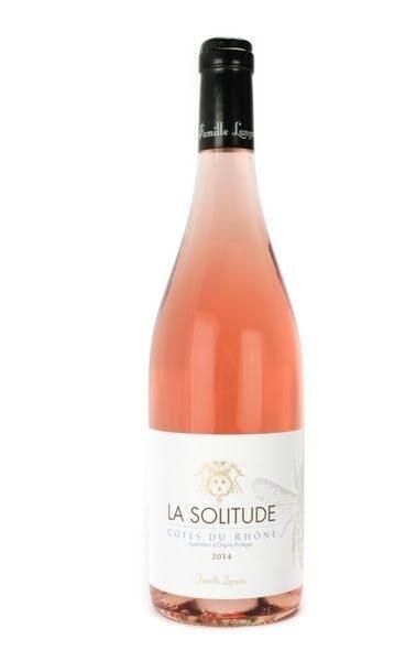 Côtes du Rhône Rosé, Domaine de La Solitude